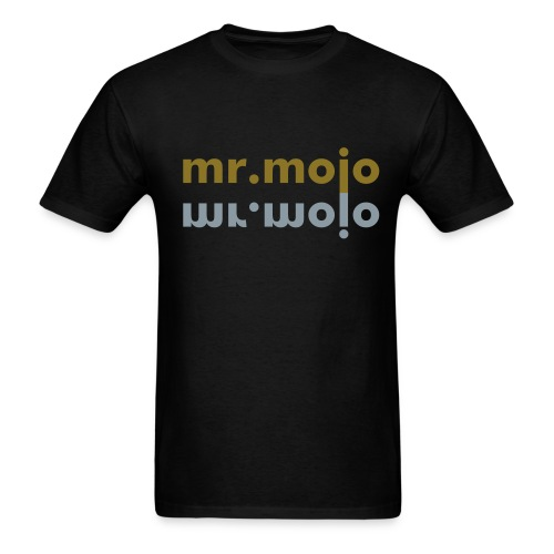 mr.mojo mirror normal - Men's T-Shirt
