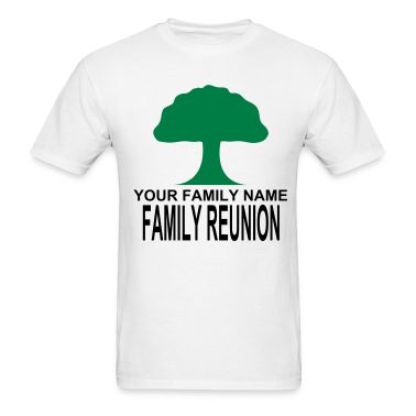 White ***ON SALE!*** FAMILY REUNION -WW(w T-Shirts (Short sleeve)