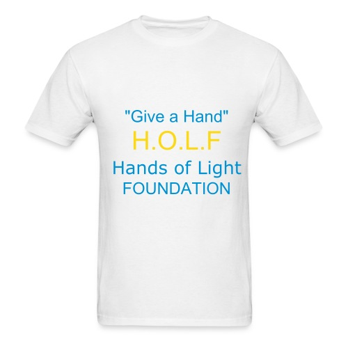 H.O.L.F Give a Hand T-Shirt - Men's T-Shirt