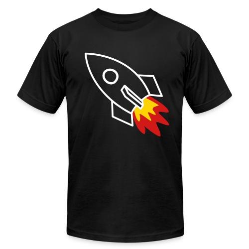 Space Cadet - Men's Fine Jersey T-Shirt