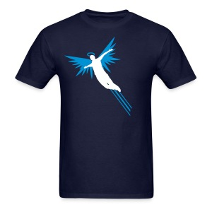 Learn to Fly - Guest Design - Men's T-Shirt