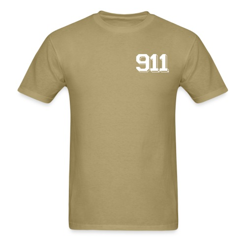 Chandail promotionel série 911 - Men's T-Shirt