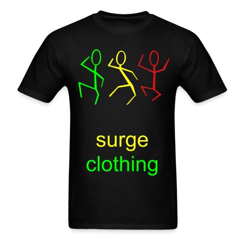 Rasta Dancers - Men's T-Shirt