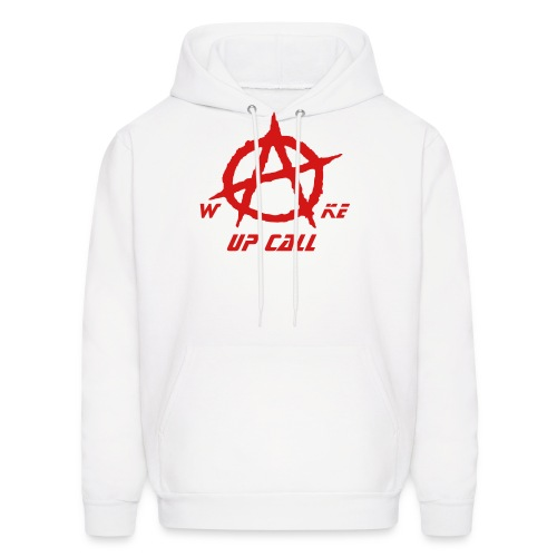 Anarchy Sweatshirt White - Men's Hoodie