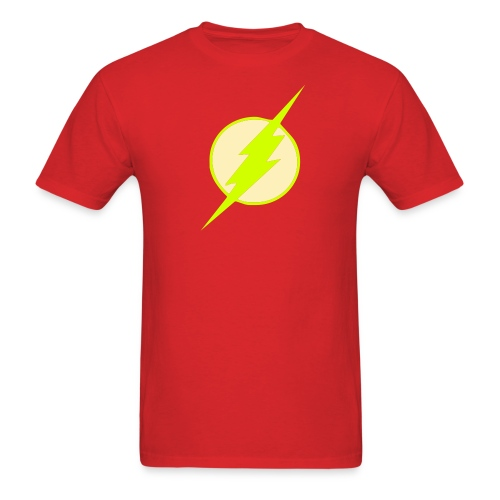 Flash - Men's T-Shirt