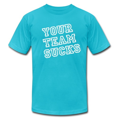 About Your Team - Men's  Jersey T-Shirt