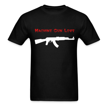 Machine Gun Love Shirt