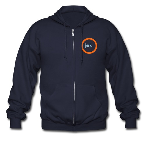 cj Zippie - Men's Zip Hoodie