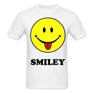 Smiley Top For Men - Men's T-Shirt