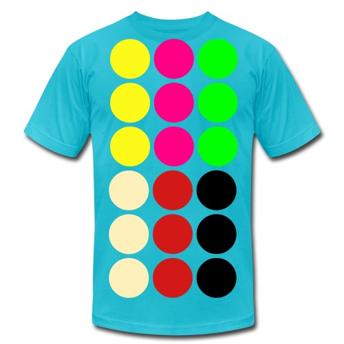 Disco Top - Men's Fine Jersey T-Shirt