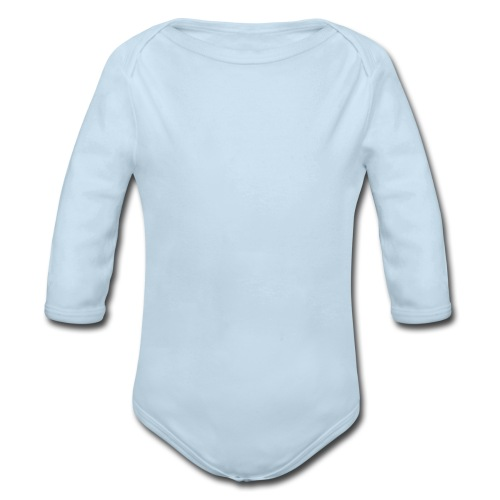 Buy it Plain or Email basicsandcustoms@ymail.com with your ideas - Organic Long Sleeve Baby Bodysuit