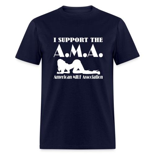 A.M.A. (Men) - Men's T-Shirt
