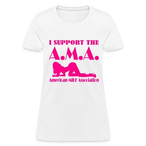 A.M.A. (Women) - Women's T-Shirt