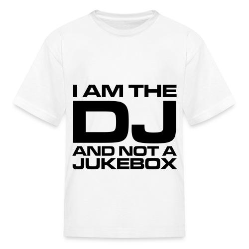 Cool DJ Childs Top - Kids' T-Shirt