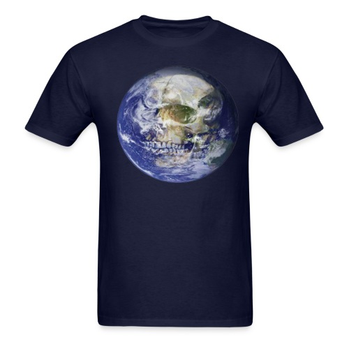 Dead Planet - Guest Design - Men's T-Shirt