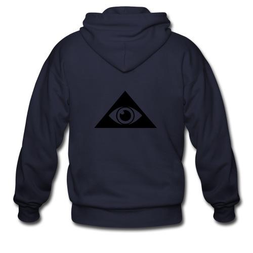 Masonic Hoodie - Men's Zip Hoodie