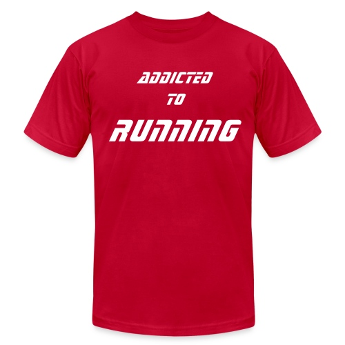Addicted - Men's Fine Jersey T-Shirt