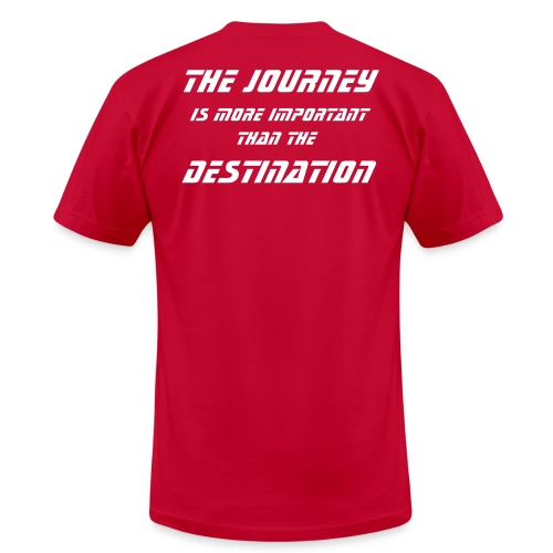 Journey - Men's Fine Jersey T-Shirt