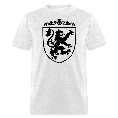 Knight Shield Shirt - Men's T-Shirt