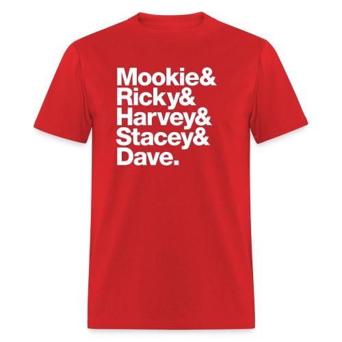 1987-1988 Oklahoma Sooners - Men's T-Shirt
