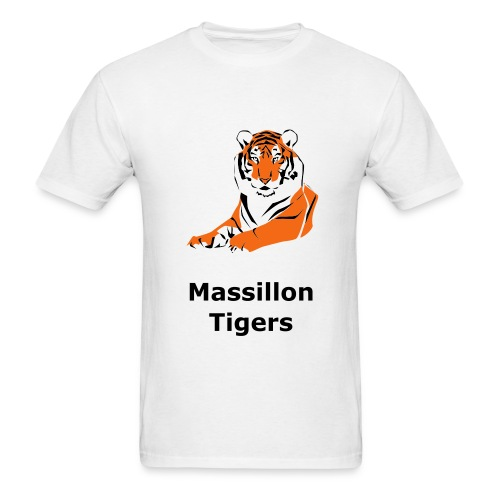 Massillon Tigers - Men's T-Shirt