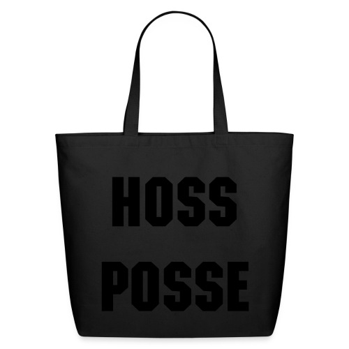 Hoss Posse tote bag - Eco-Friendly Cotton Tote