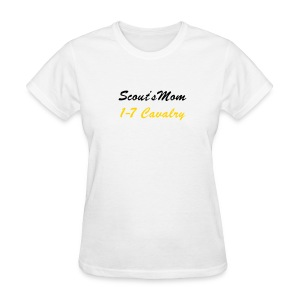 Scout's Mom - Women's T-Shirt
