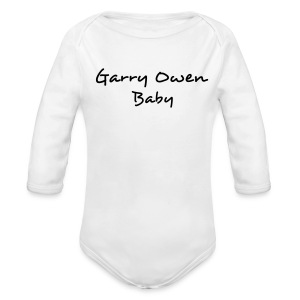 Cav Baby One size - Long Sleeve Baby Bodysuit