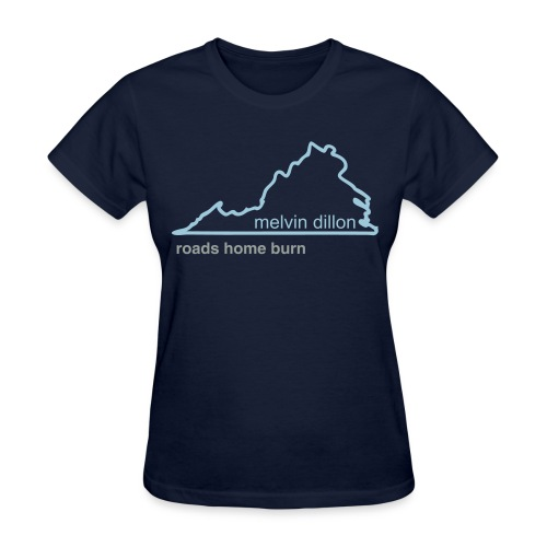 Virginia Tee (women) - Women's T-Shirt