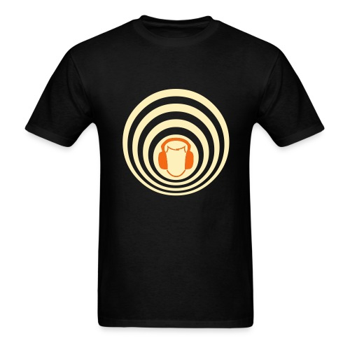 Spiral DJ - Men's T-Shirt
