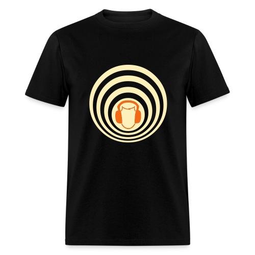 Spiral DJ - Men's T-Shirt