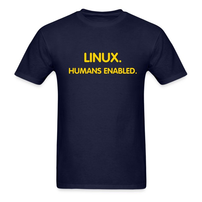 LINUX - Humans Enabled