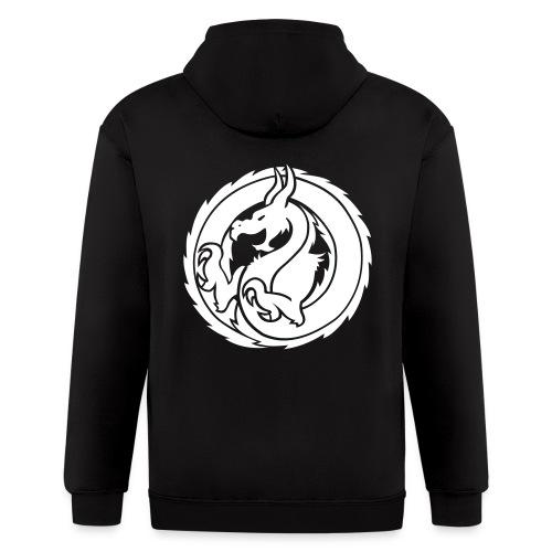 Dragon Sweatshirt - Men's Zip Hoodie