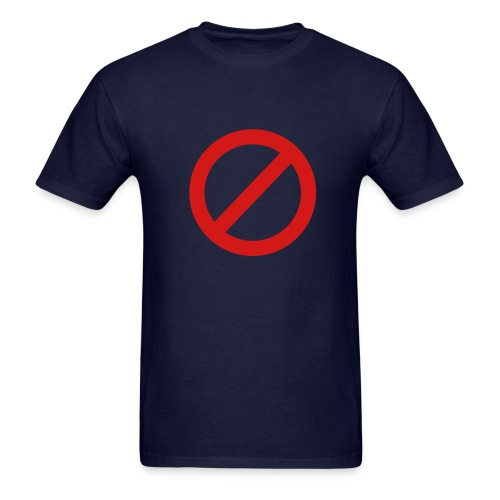 Say No To Renovations - Men's T-Shirt