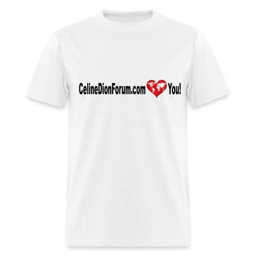 CDF - Men's - Men's T-Shirt