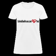 Women's T-Shirts ~ Women's T-Shirt ~ CDF - Women's