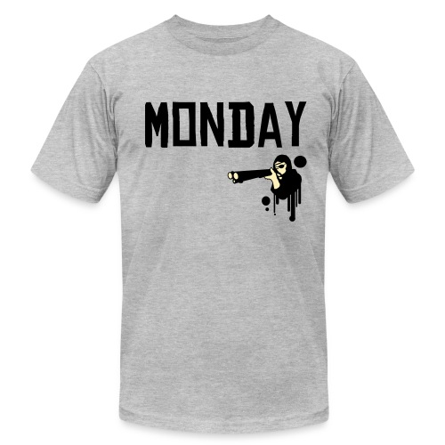 Monday T  - Men's  Jersey T-Shirt
