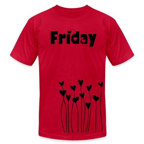 Friday T - Men's  Jersey T-Shirt