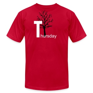 Thursday T - Men's Fine Jersey T-Shirt