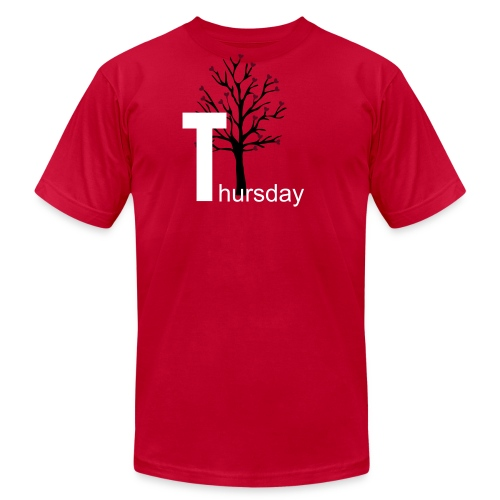 Thursday T - Men's  Jersey T-Shirt