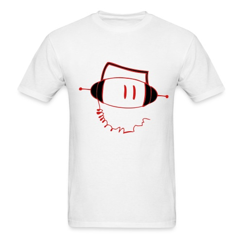Bumpin' to music? - Men's T-Shirt
