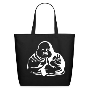 buddha tote - Eco-Friendly Cotton Tote