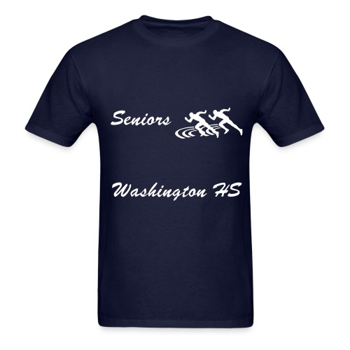 Senior Tee Washington - Men's T-Shirt