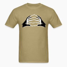 Khaki Electric T-Shirts (Short sleeve)