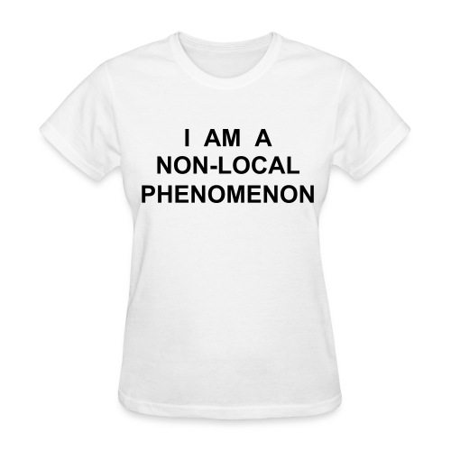 Non Local - Women's T-Shirt