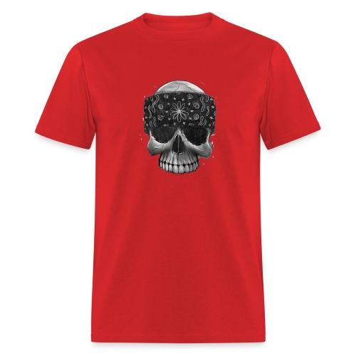 sTuPiD fUcKiN sKuLl - Men's T-Shirt