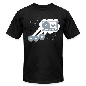 Tape - Men's Fine Jersey T-Shirt