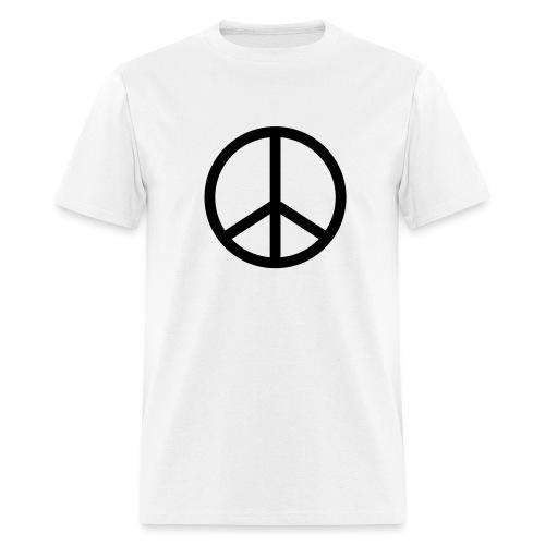 Black Peace - Men's T-Shirt