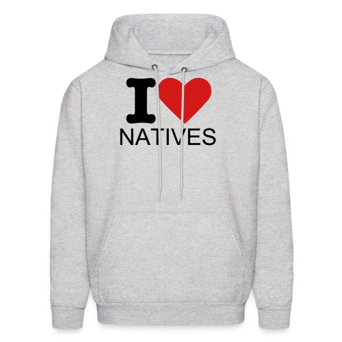 SMART NATIVE - Men's Hoodie