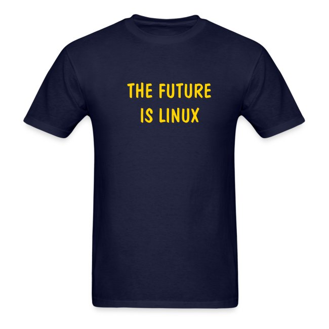 THE FUTURE IS LINUX